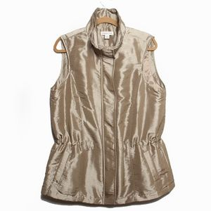 Coldwater Creek - Puffer style vest